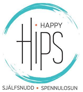 Jakkafatajóga og Happy hips